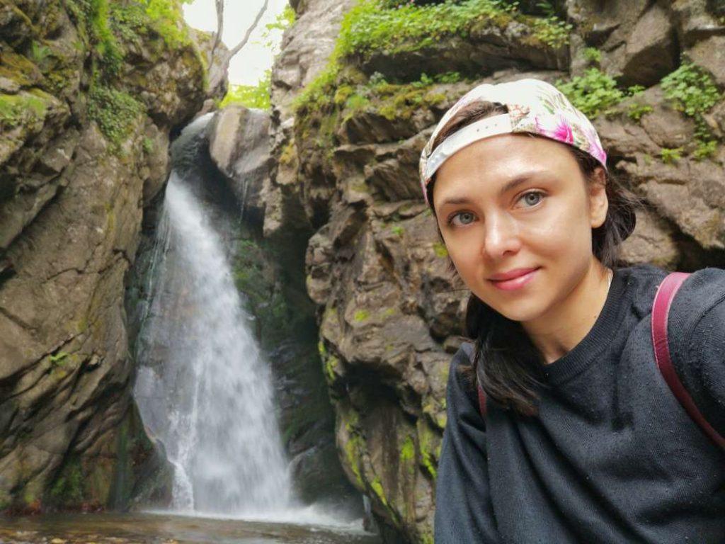 един от Фотинските водопади