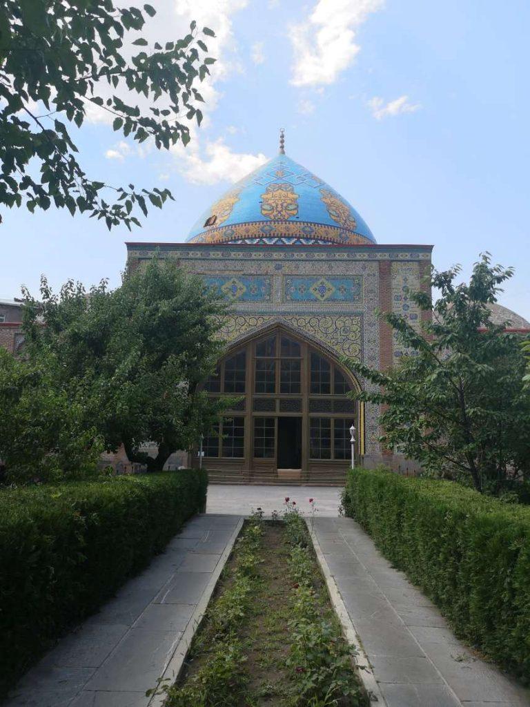 Синята джамия в Ереван