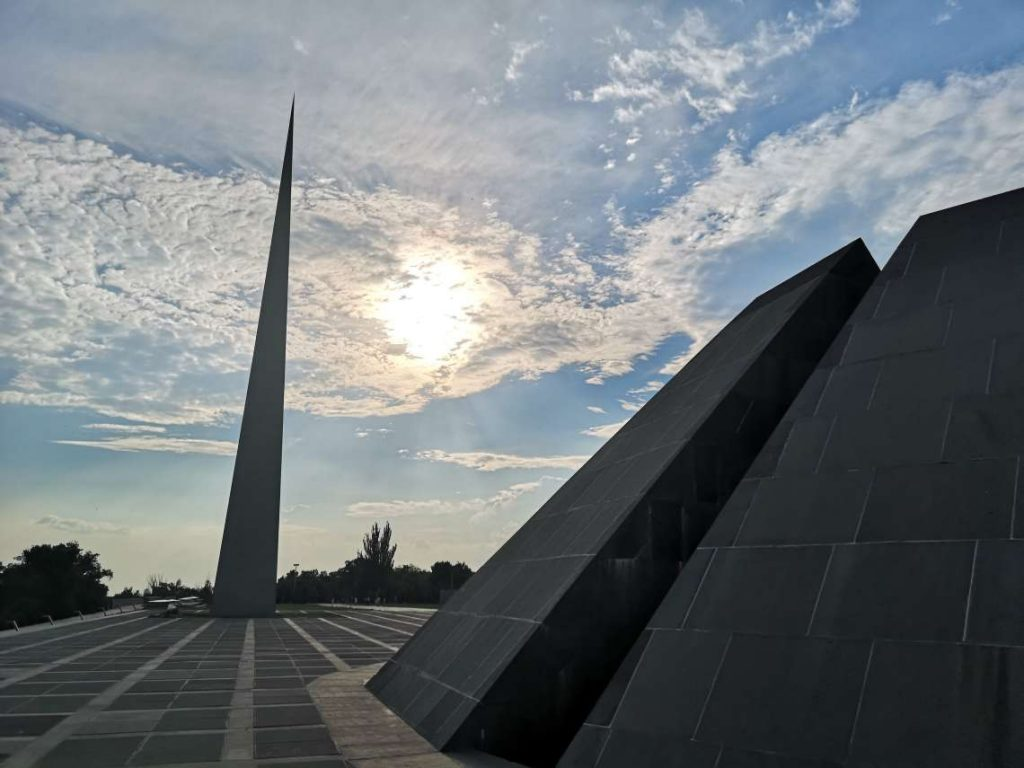 паметник на Геноцида в Ереван