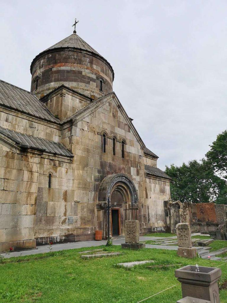 манастирът Кечарис