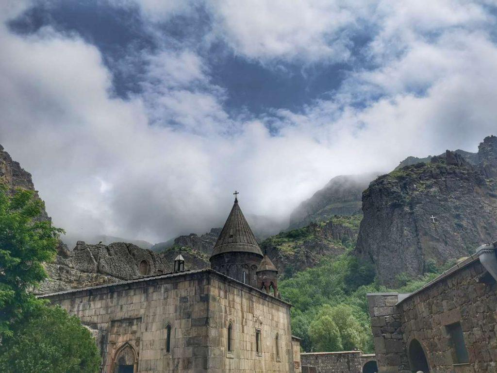 Манастирът Гегхард